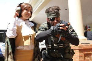 MGS: Operation Snake Eater by 108thStar-Kya
