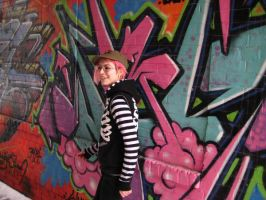 Graffiti Stock 05 by willconquers-stock