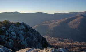 Old Rag Mountain Peak by ThirdGearPhotography