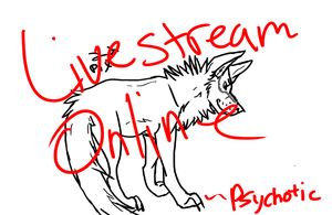 Livestreaming by CrankyPup