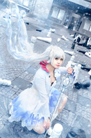 Weiss Schnee: I May Fall by AN0RIEL