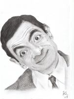 Mr Bean by Eugeneoyc