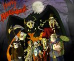 Httyd- Happy Halloween by Ticcy