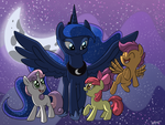 Sweet Dreams by Espeonna