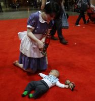 Bioshock - Little Sister by Cosplay4UsAll
