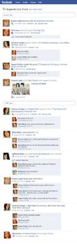 Marauders Facebook Timeline 2 by julvett