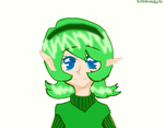 Saria From Loz Oot by hatsunemiku731