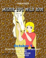 Mister Ed's Wild Ride by FluidGirl82