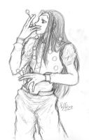 Illumi Zaoldyeck by Mr-0wl