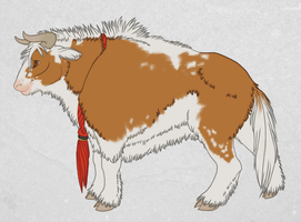 The Yak by Shade703