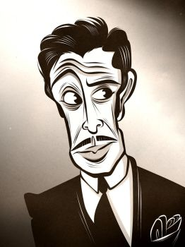 Vincent Price by Themrock