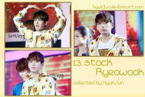 Photopack Ryeowook (SuJu) collected by HyukJun by HyukJun