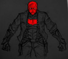 Red Hood by ArmandDj