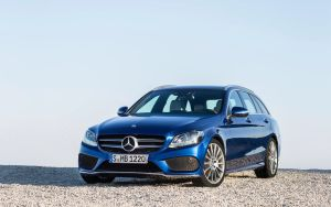 2015 Mercedes-Benz C-Class Estate by ThexRealxBanks