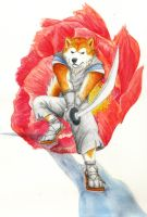 Dog Warriors: Nihonto by whitewolf61084