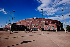 Bricktown Ballpark by omgphotos