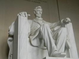 Lincoln Memorial by EvelynnJay