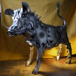 Boar3 by HubcapCreatures