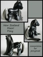 New Zealand Maori Pony by Sweetlittlejenny