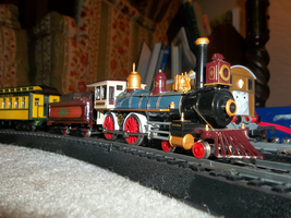 HO Scale No. 119 by Blockwave