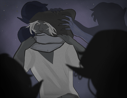 MMMRFFRFGFMMM by Golly-chan