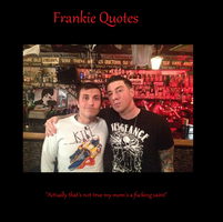 Frank Quotes 4 by DancingWMyKitty
