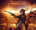 Red Dead Redemption by Taz09