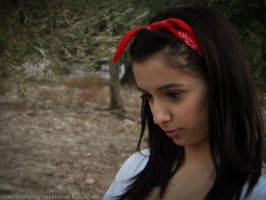 Red Ribbon by CThersippos