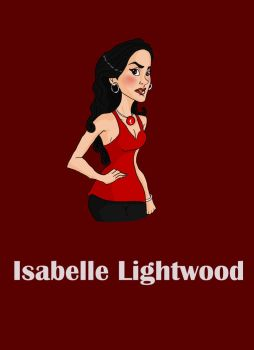 Isabelle Lightwood by SuperMeg89