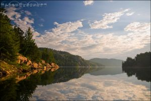 Clear Reflection by Sarah--Lynne