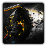Transformers Fall of Cybertron icon by Themx141