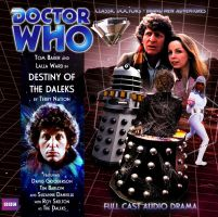 Destiny of the Daleks by Hisi79