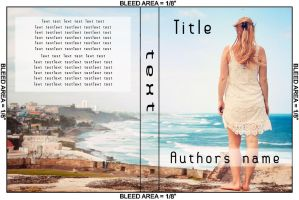 CD cover -Book Cover 'Johanna' sample for sale by KarinClaessonArt