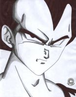 Vegeta by Ssj-Trunks777