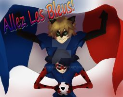 Miraculous Ladybug colorforspoilers by Kyoei-San