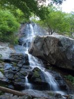waterfalls by mikesphotos-drawings
