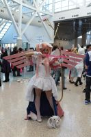 Goddess Madoka - AX 2012 by AtomicBrownie