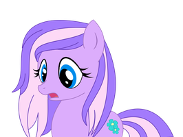 Say What? - Lavender by Lyingsmile15