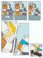 Robot Kisses - Transformers by Sharky-chan