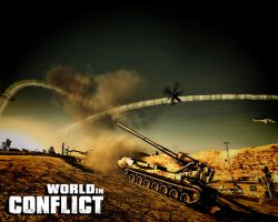 World In Conflict : Malka by Spelarin