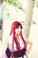 Erza Scarlet by JungleJulia91