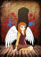 Heavenly blood from hidden feathers by sayuri12moonlight