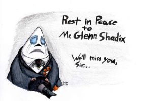 RIP to Mr Glenn Shadix by Madame-Kikue