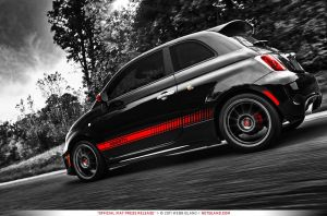 2012 500 Abarth 21 - Press Kit by notbland