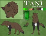 Reference - Tani by ThePonika