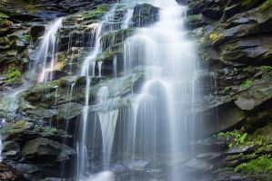 Ozone Falls by Vision-Quest