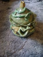 Organic Teapot With Topper 2 by SoraTheDemon