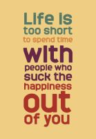 Life is too short to.... by M-E-S-H-O