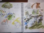 Sketchs from le Zoo. by seto