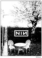 Nine Inch Nails. by Post-Human